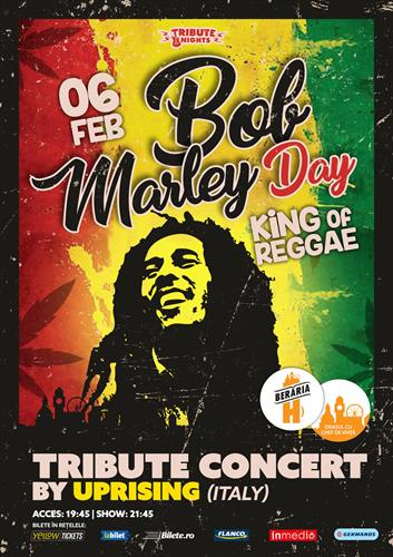 Bob Marley Day // Tribute Concert by Uprising [Italy]