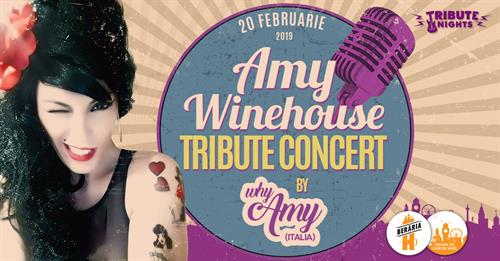 Amy Whinehouse Tribute Show by Why Amy [Italy]