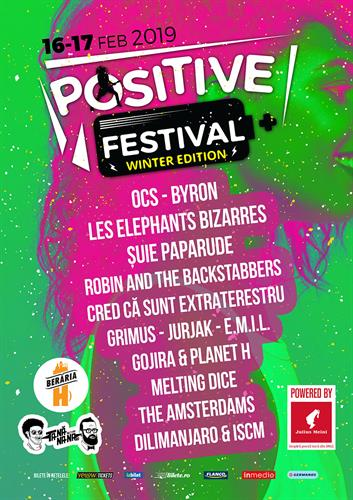 Positive Festival - Winter Edition 2019 - Day 1