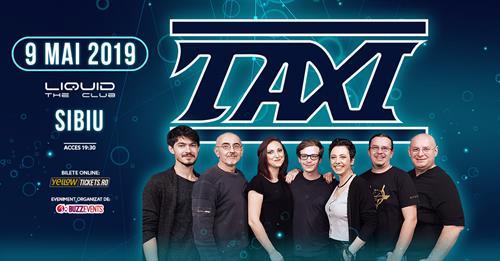 TAXI in Concert la Sibiu