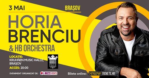 Horia Brenciu & HB Orchestra - Brasov - 3 mai