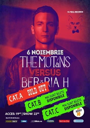 The Motans / Versus / Berăria H