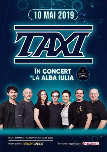 TAXI - Alba Iulia - 10 mai