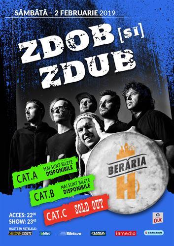Zdob și Zdub cântă la Berăria H
