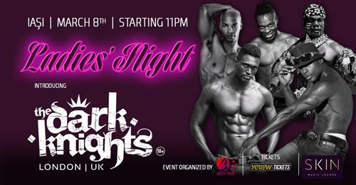 Ladies Night: Male Striptease Show by The Dark Knights [UK]