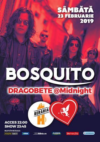 Concert Bosquito ✗ Dragobete @ Midnight